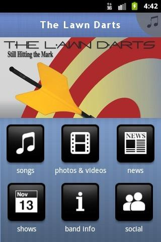 The Lawn Darts - screenshot