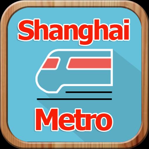 China Shanghai Metro Map