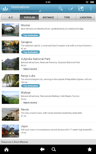 玩免費旅遊APP 下載Bosnia and Herzegovina Triposo app不用錢 硬是要APP