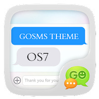 GO SMS Pro Theme 1.0