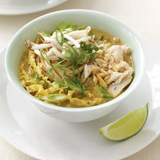 Peanut Satay Soup Recipes.