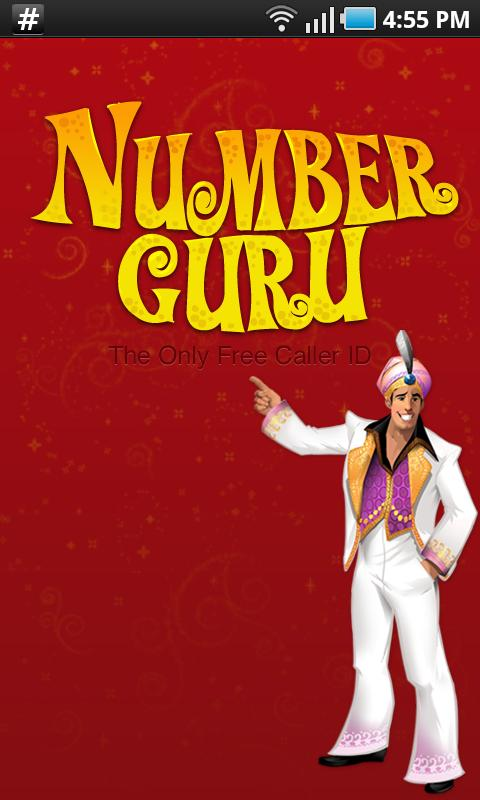 Number Guru - Reverse Phone - screenshot
