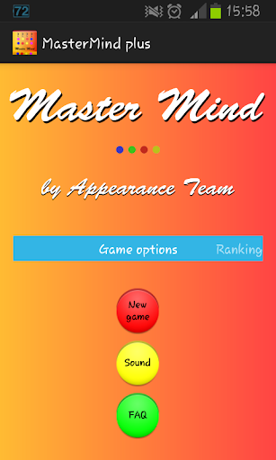 MasterMind plus