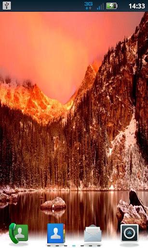 Scenic Mountain LWP No4 Pro