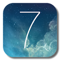 iOS7 Galaxy icon