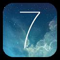 iOS7 Galaxy icon
