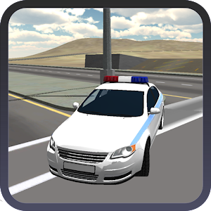 Police Car Driver 3D Simulator for PC and MAC