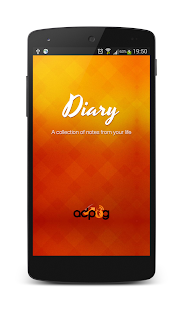 Diary - screenshot thumbnail