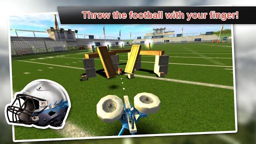 Throw The Football
