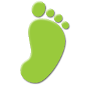 Footfeed icon