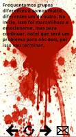 Screenshot of Frases de Término