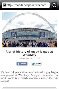 Love Rugby League - screenshot thumbnail