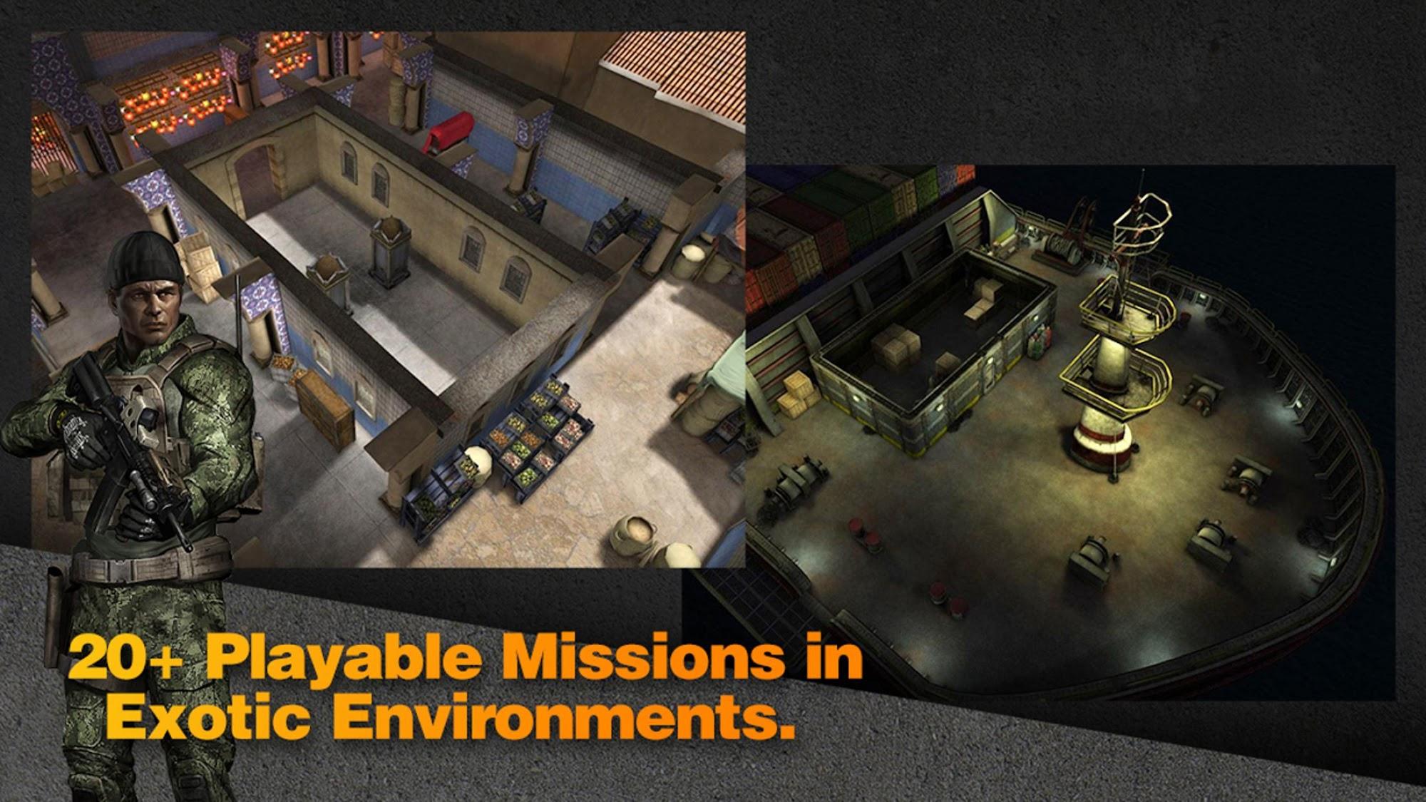Breach & Clear screenshot #16