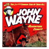 John Wayne Comic Book #2