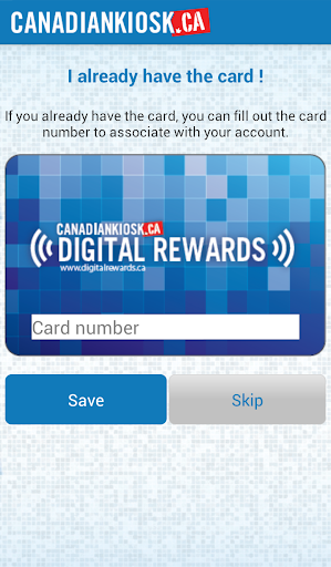 Digital Rewards