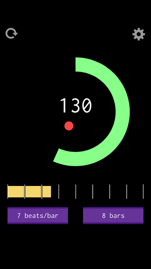 Beat This! - Ultra Metronome- screenshot