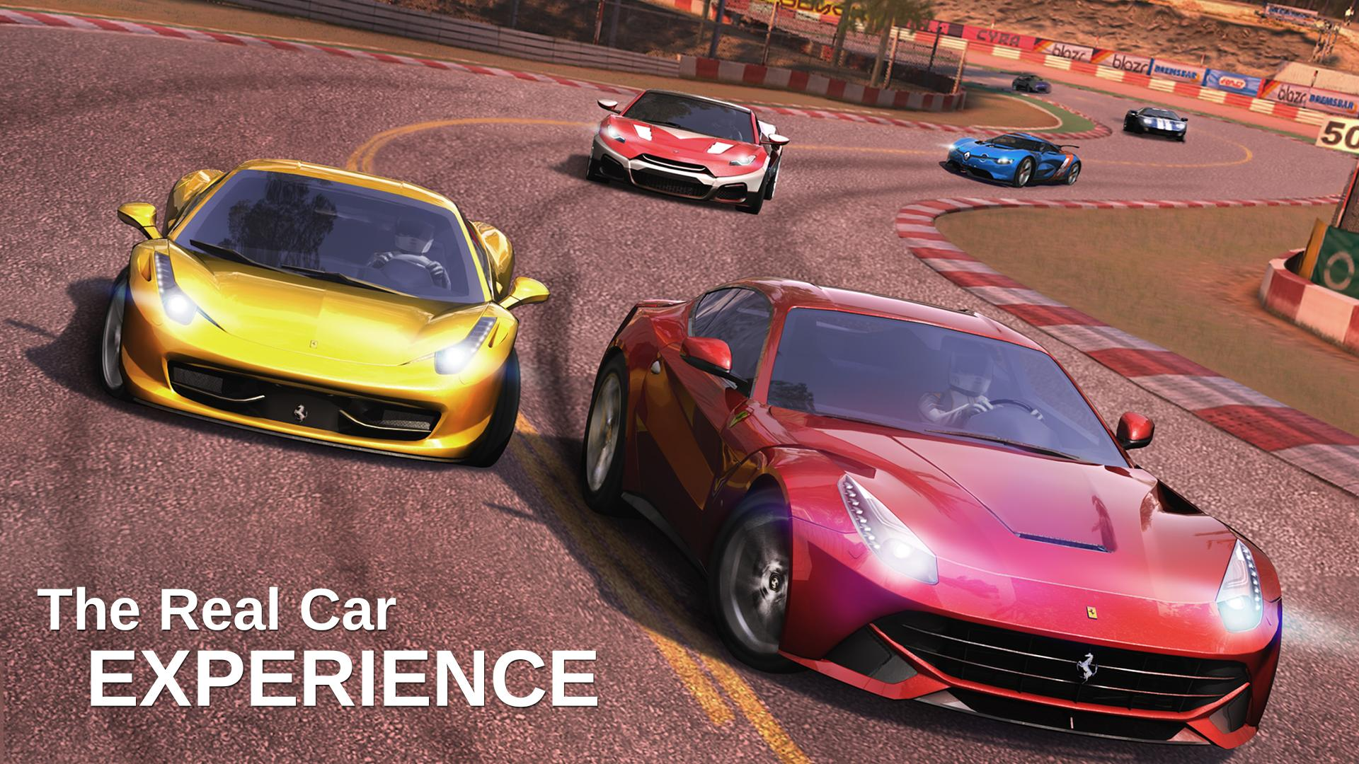 GT Racing 2: The Real Car Exp screenshot #1