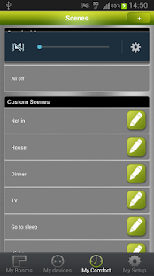 tapHOME Homeautomation- screenshot thumbnail