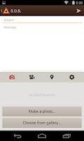 Screenshot of MegaSOS
