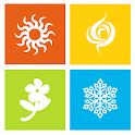 Four Season Live Wallpaper icon