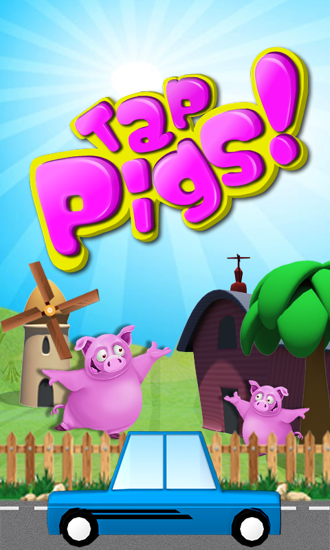 Tap Pigs- screenshot