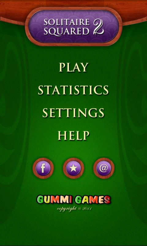 Solitaire Squared Free- screenshot