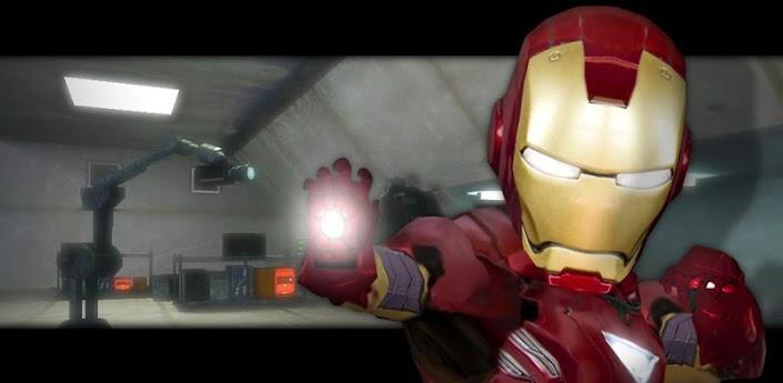 Тони Старк говорит - скачать говорящий Железный человек на Андроид