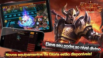 Screenshot of Almas Imortais -3D MMORPG GAME