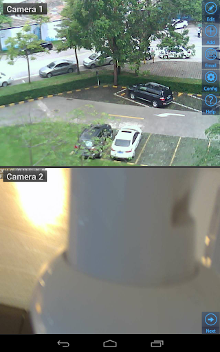 Viewer for Geovision IP cams