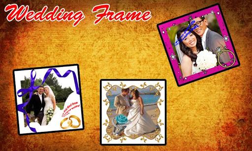 Wedding Frames Collage Maker
