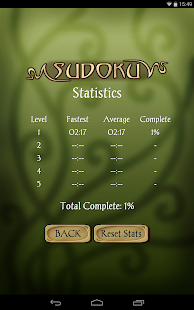 Sudoku Screenshot 33