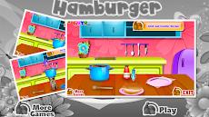ハンバーガーメーカーゲームのおすすめ画像2