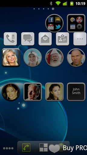 Animated Widget Contact Pro v1.7.0