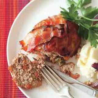 Roasted Vegetable Mini Meatloaves