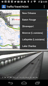 Louisiana Traffic Cameras Pro screenshot 5
