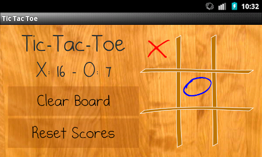 Tic Tac Toe Free!- screenshot thumbnail