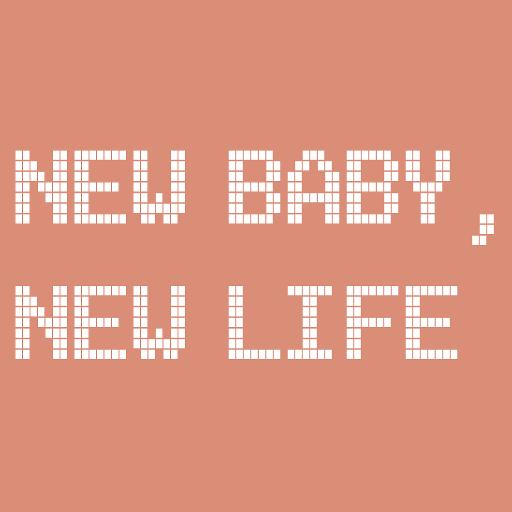 New Baby, New Life. LOGO-APP點子