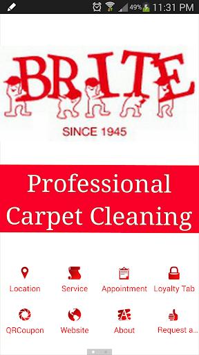 Brite Carpet Cleaners