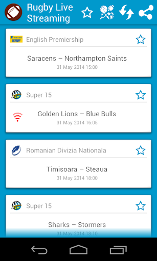 Rugby Live