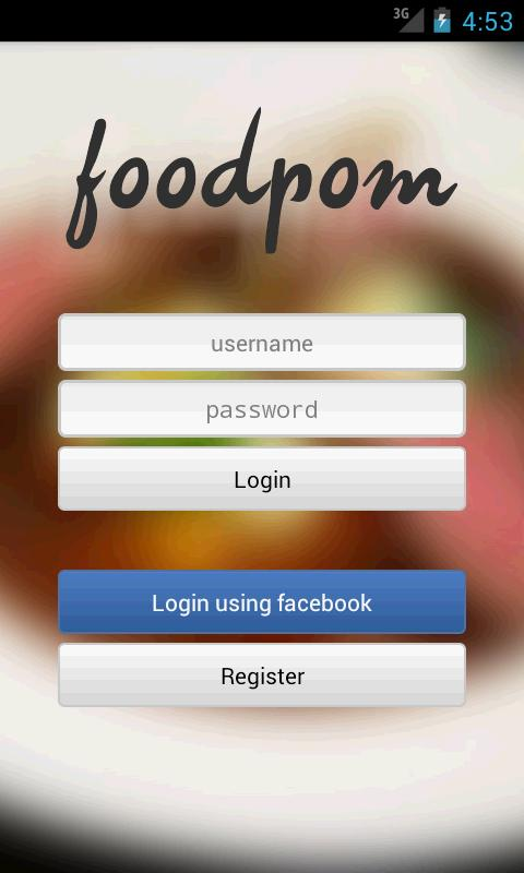 Foodgram - screenshot