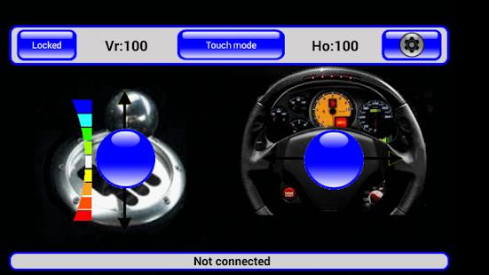 I-Racer advanced BT controller - screenshot thumbnail