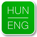Dictionary Hungarian English icon