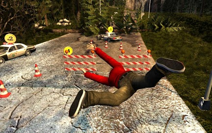 Flatout - Stuntman Screenshot 5