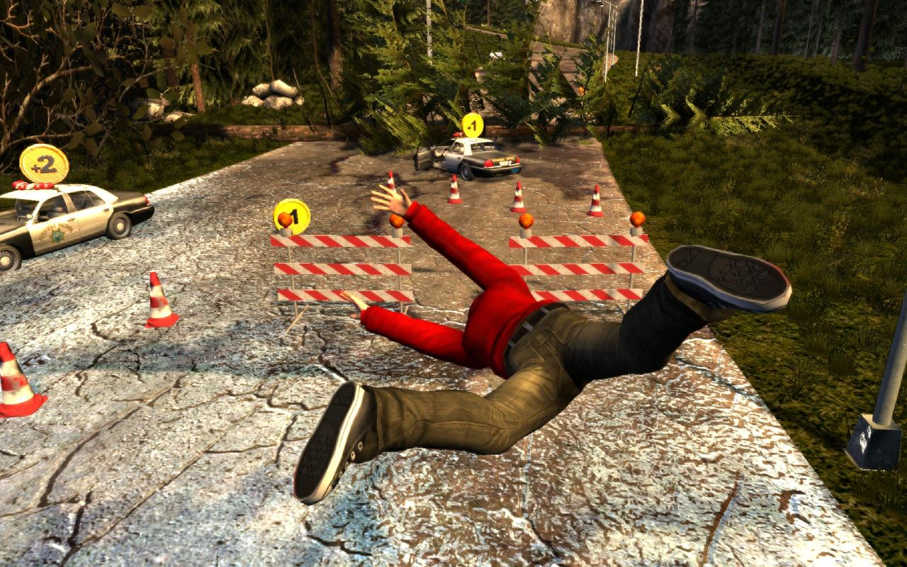 Flatout - Stuntman - screenshot