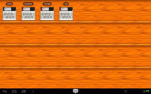 DosBox Manager - screenshot thumbnail