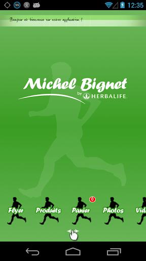 Michel Bignet by Herbalife