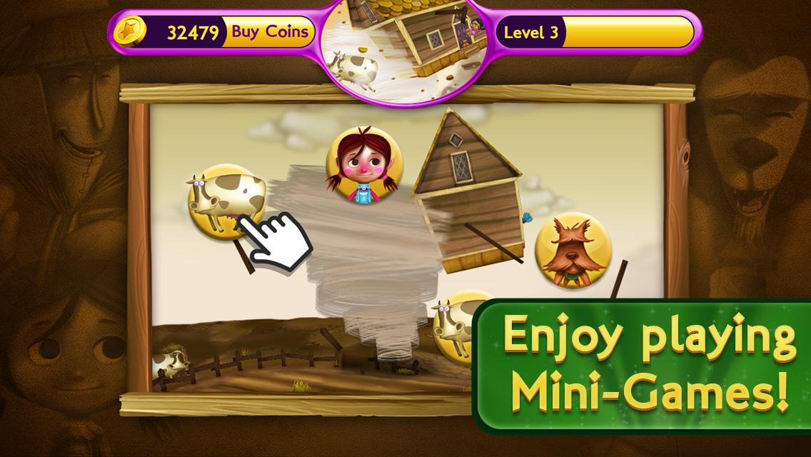wizard of oz slots how to get free coins