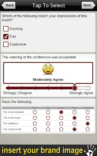 droid Survey Offline Forms