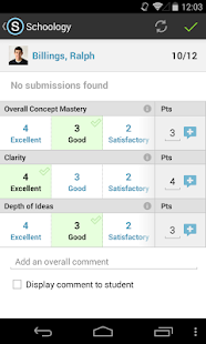 Schoology - screenshot thumbnail