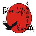 Blue Life Karate icon